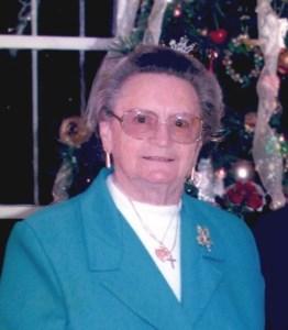 Maria  Kretschmayer