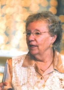Gwendoline Winnafred  Bacchetto