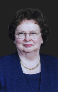 Thelma June  Burgess