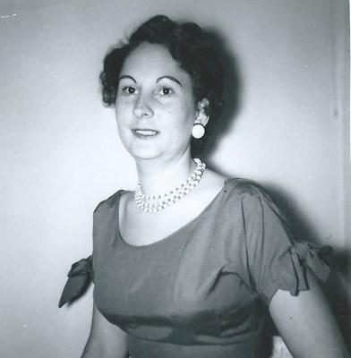 Claudia Longbottom