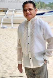 Rodolfo Manlapaz  Tolentino