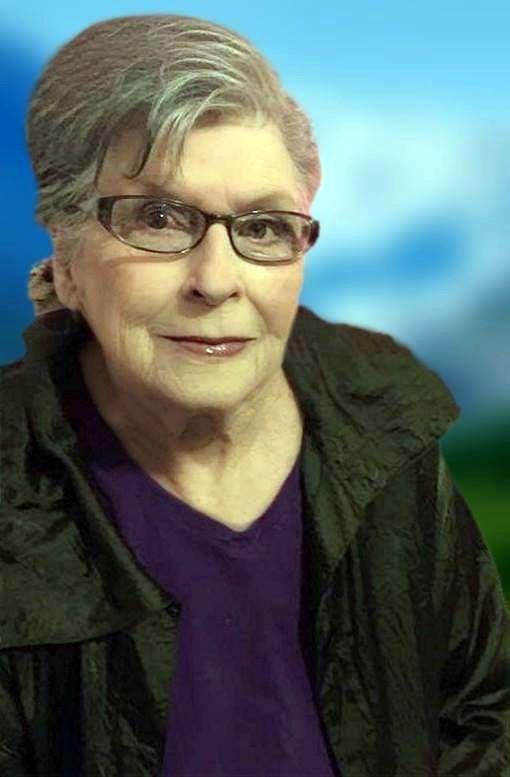 Geraldine  Solberg