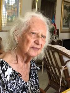 Profesora Aida C.  Rodríguez Meléndez