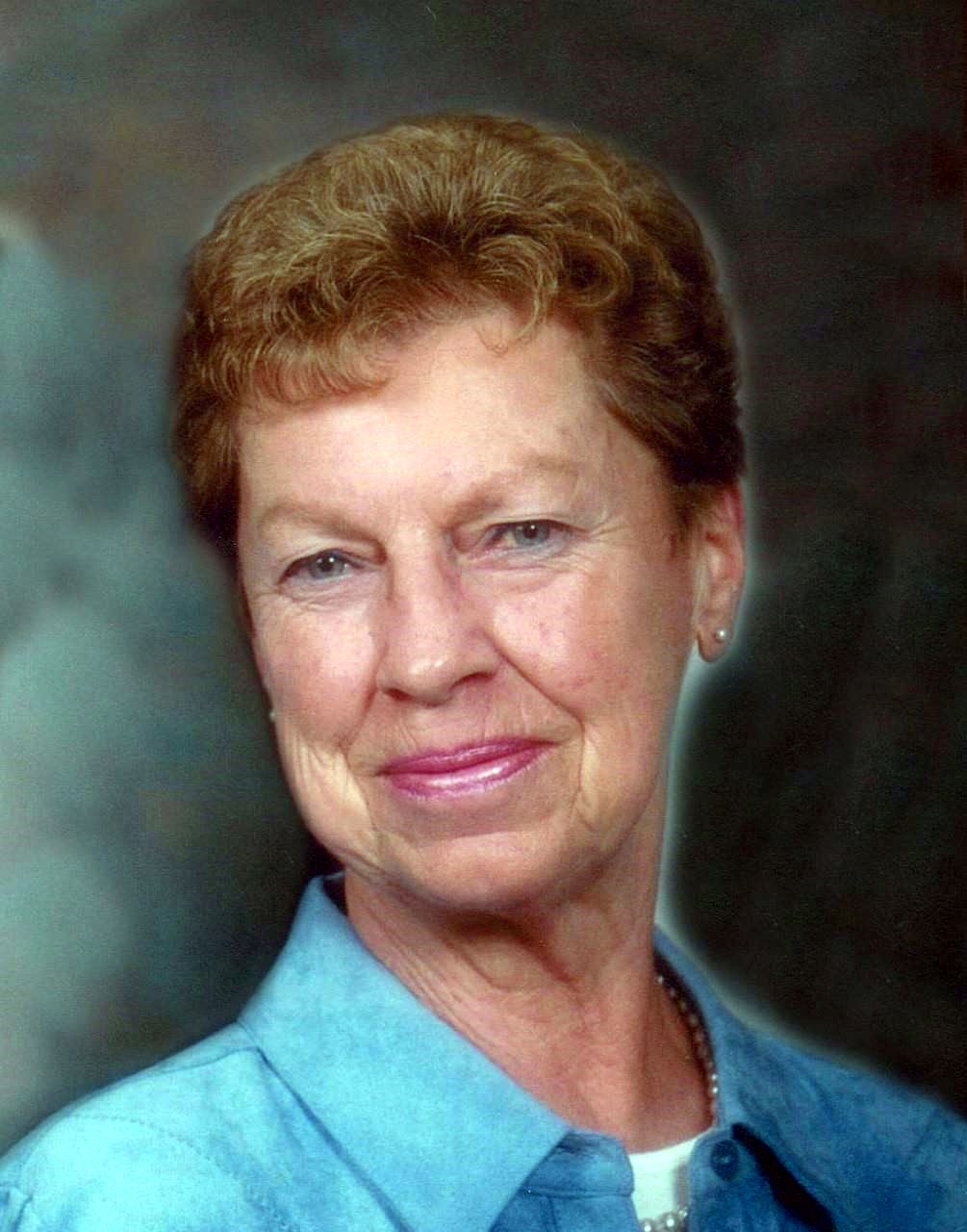 Gertrude E.  Peterson