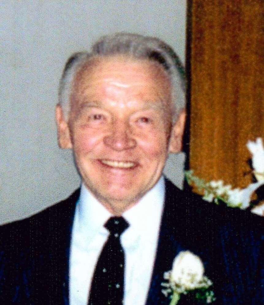 Walter Donald  Cooke