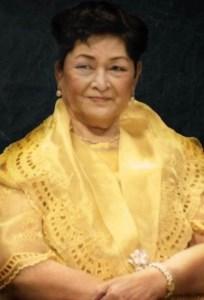 Alfreda Cuartero  De Castro