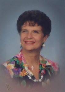 Martha Nance  Robertson