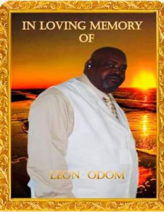Leon Donnel  Odom Jr.