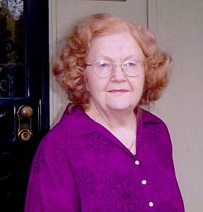 Violet P.  McAhren