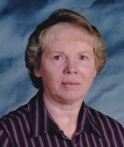 Shirley Mae  Hoover