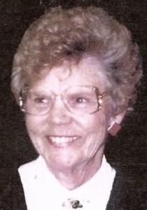 Evelyn  Crum Vance Turek