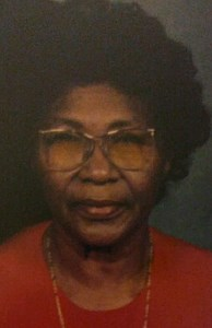Eunice Sylvia  Octave