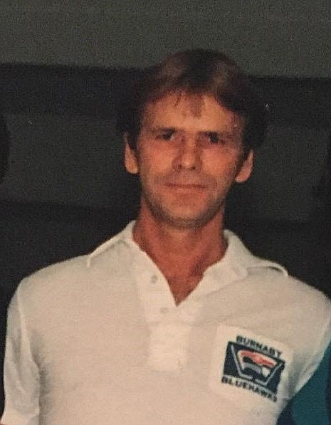 Bruce Julius  Stachoski
