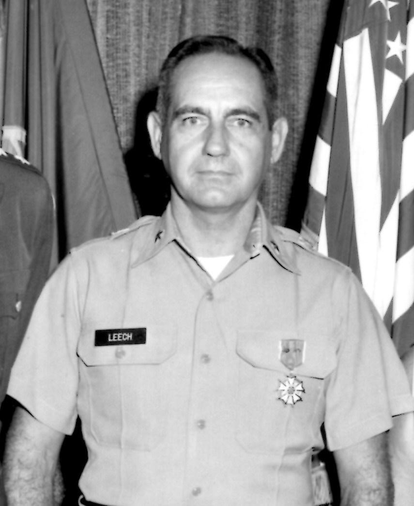 Brigadier General Lloyd Lorenzo Leech, Jr., US Army, Retired ...