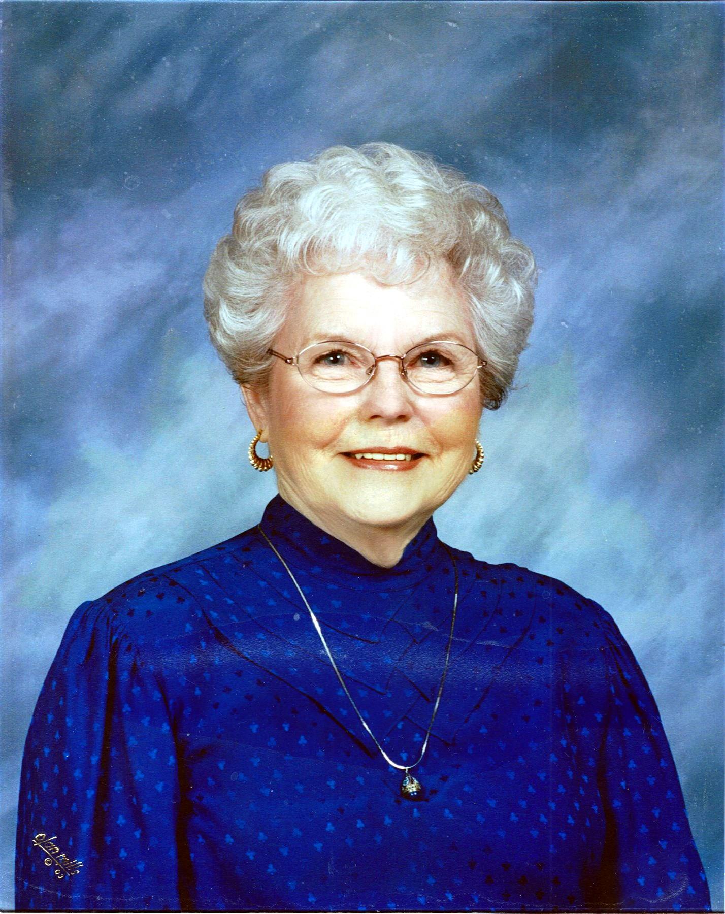 Betty Simmons  McKown