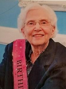 Mildred Dove  Nelms