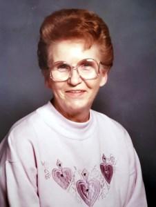 Frances Mae  Williams