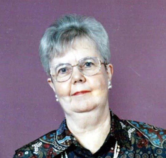Rita Beverley  Campbell