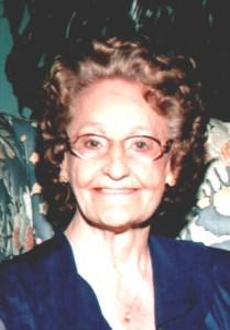 Louise Kirby  Stout