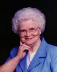 Beulah Frances  Thornton