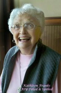 Kathleen Ellen  Franks