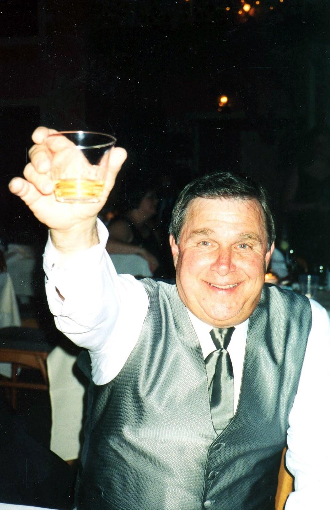 Robert George  Landolt