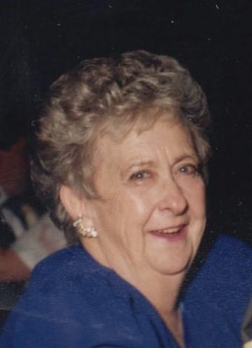 Betty Jane  Burton