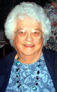 June Frances  Gallant