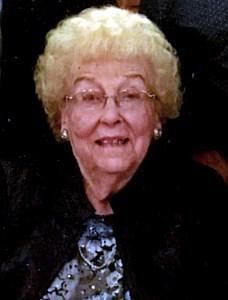 Doris Irene Witcher  Hodgin