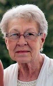 Helen Hedrick  Schlarb