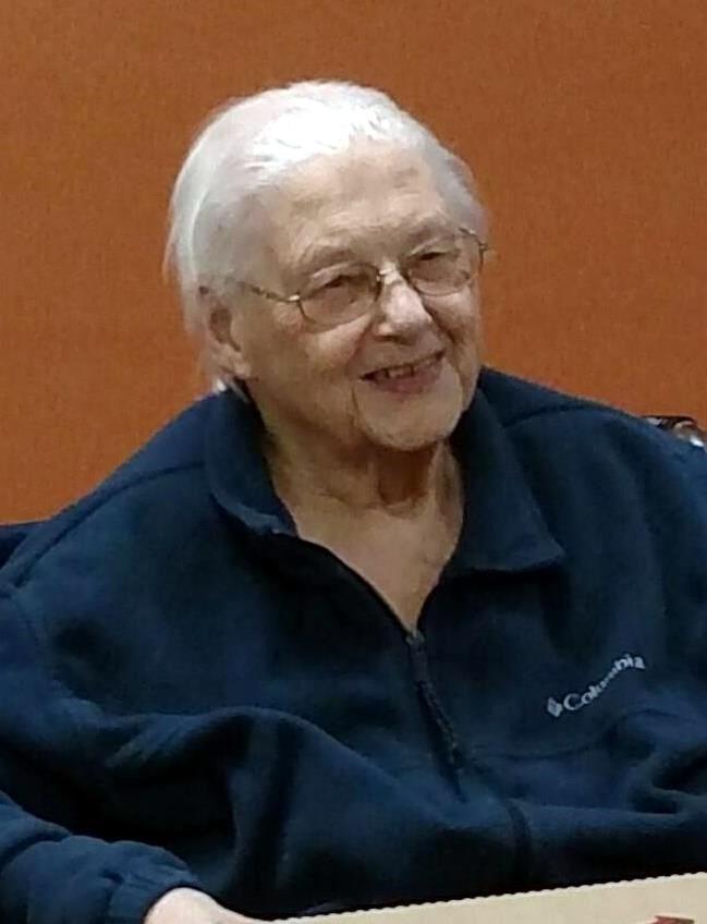 Bonnie Jean  Rine