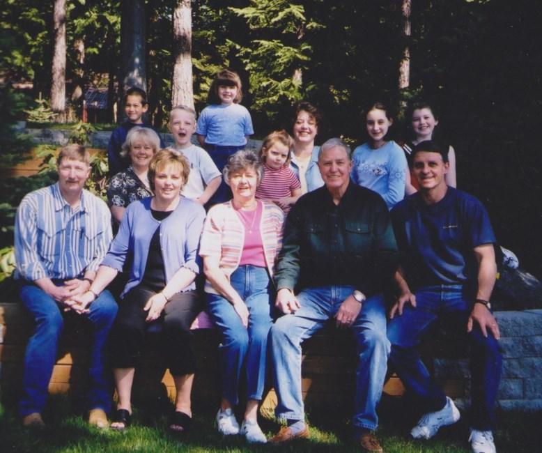 Ronald Edwin WALKER Obituary - Spokane, WA