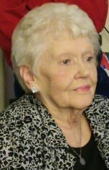 Hilda Faye James  Booth