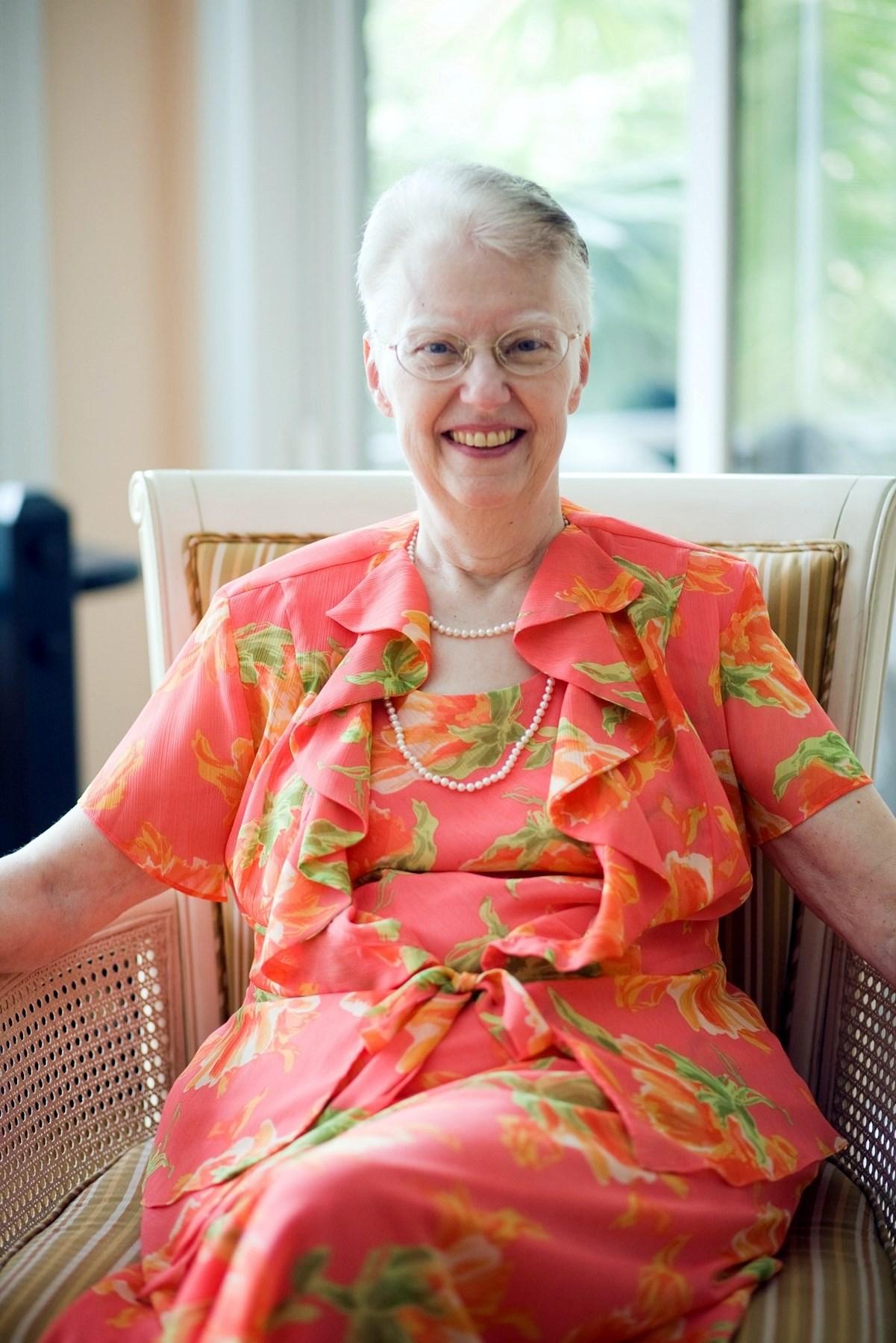 Susan Blevins  Lawson