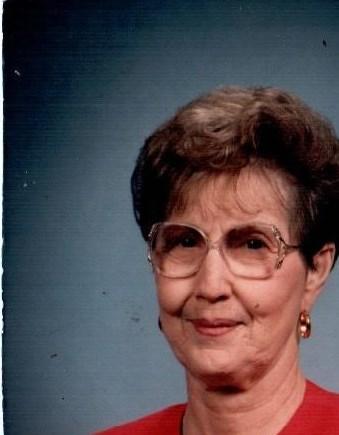 Wanda Ruth  Wolf