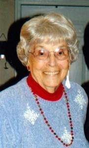 Louise Ester  Richards