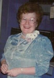 Mary Florence  Ferguson