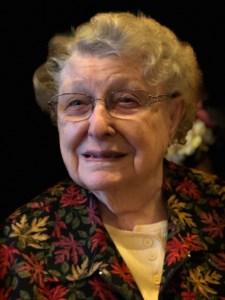 Dorothy Mary  Bradbury