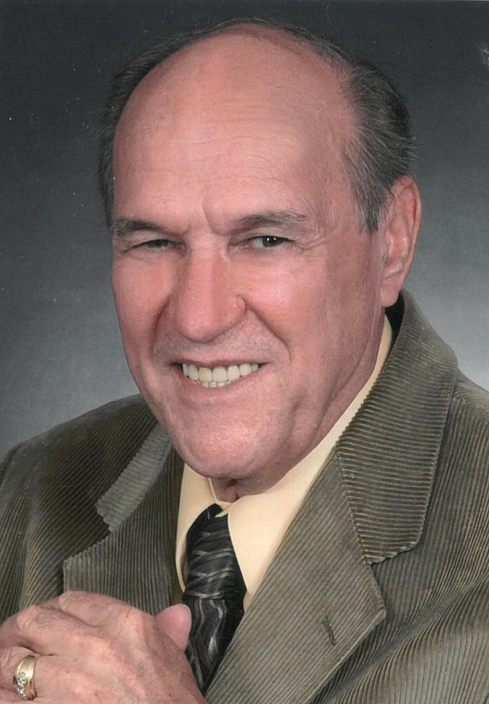 Theodore D.  Simmons Jr.