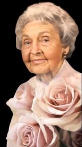 Mary Edna  Hodge