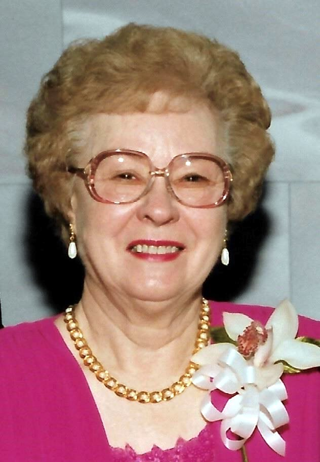 Mae Carmelita  Shelton