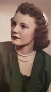 Beulah Caroline  Holmes