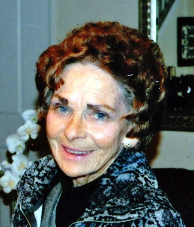 Patsy Ruth  Earhart