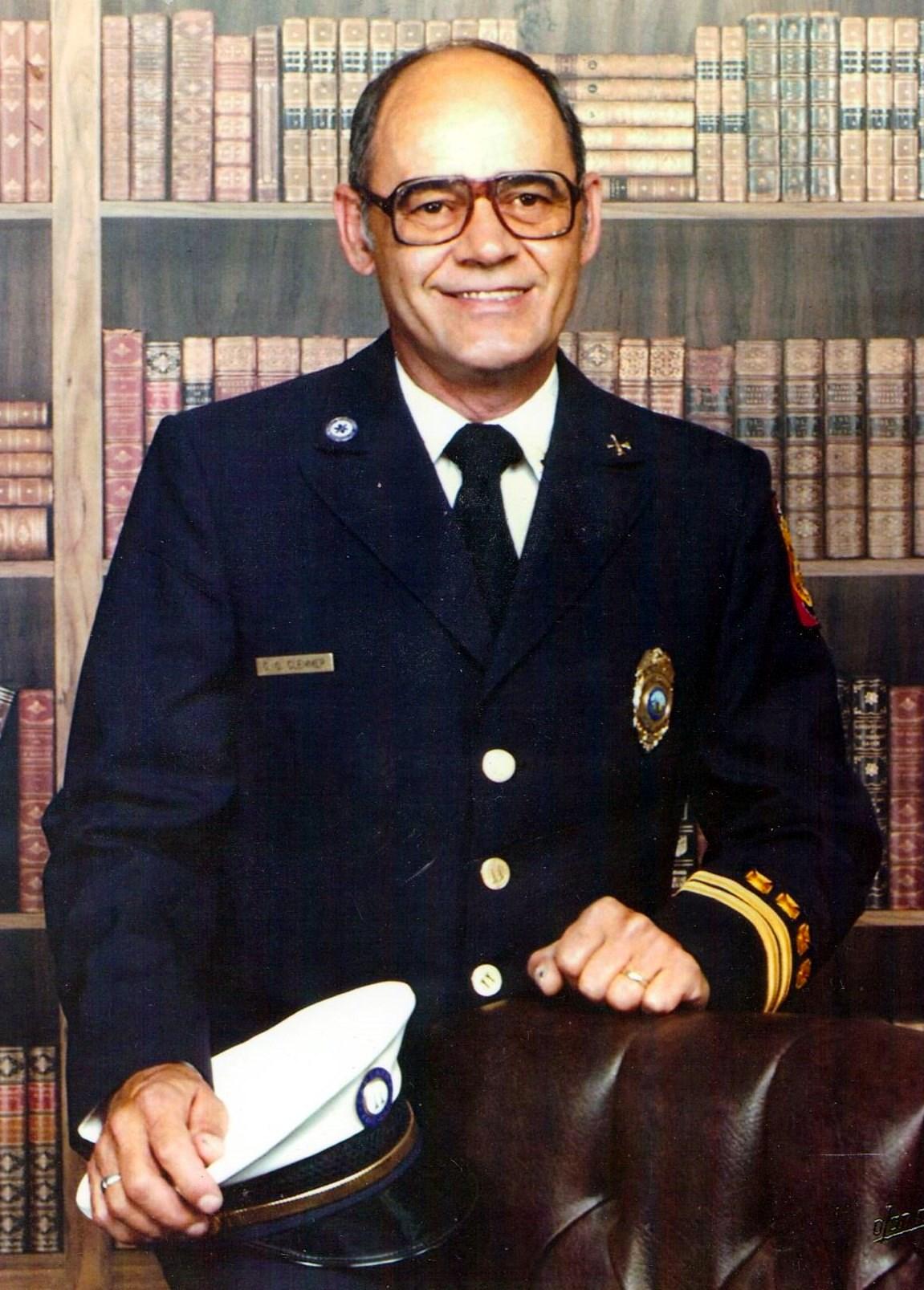 Calvin Otis  Clemmer Sr.