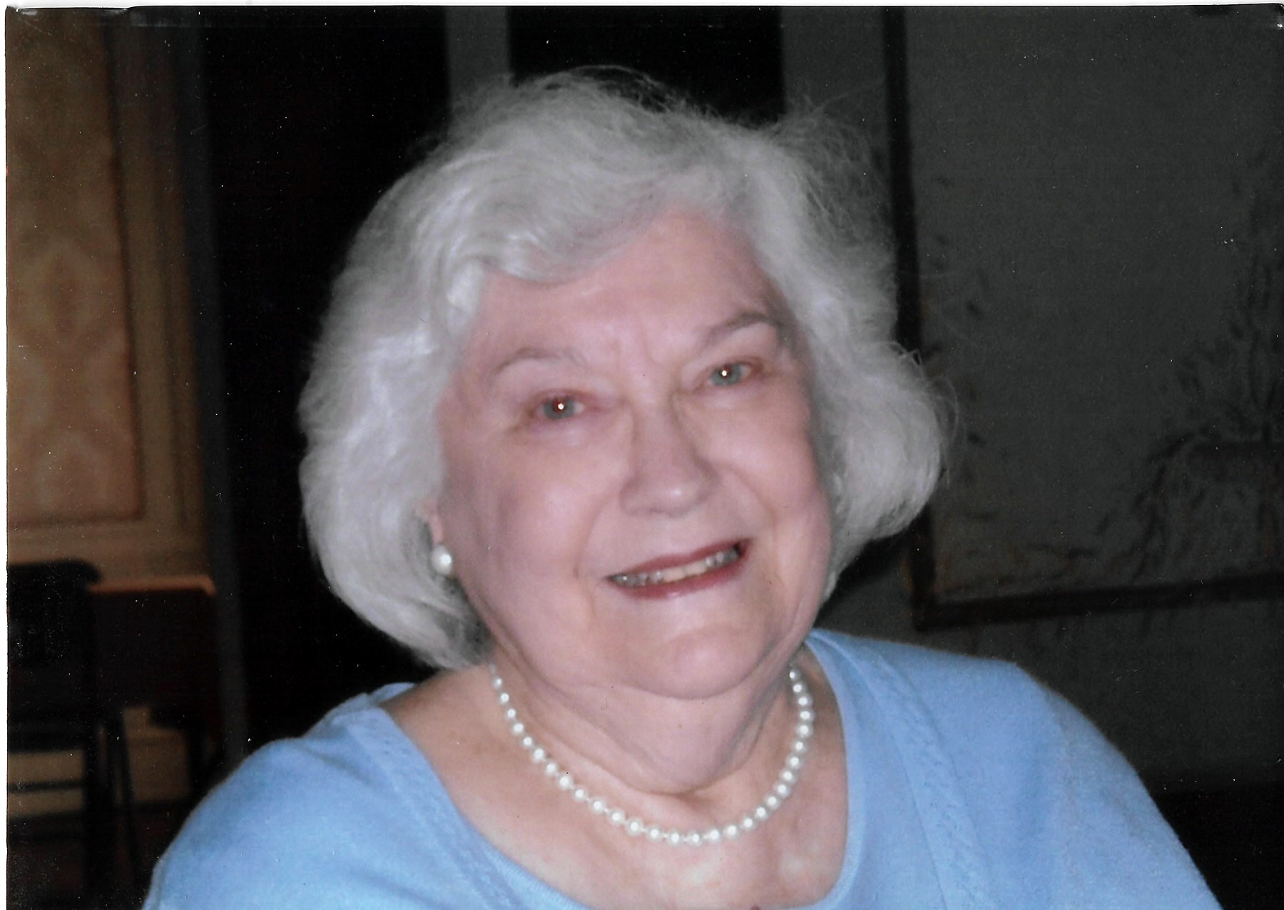 Dorothy Ward  Evans