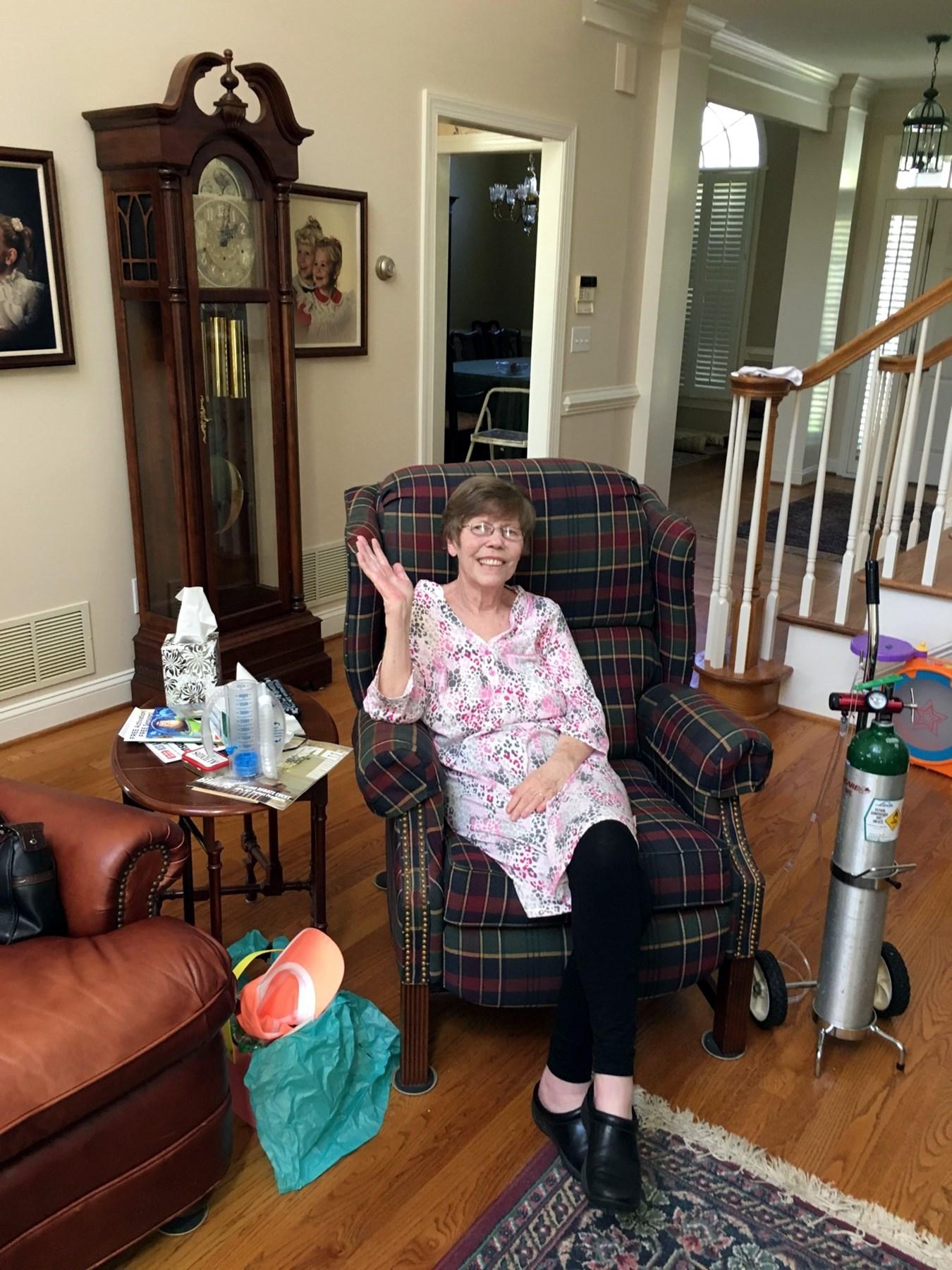 Joan Elizabeth  Page