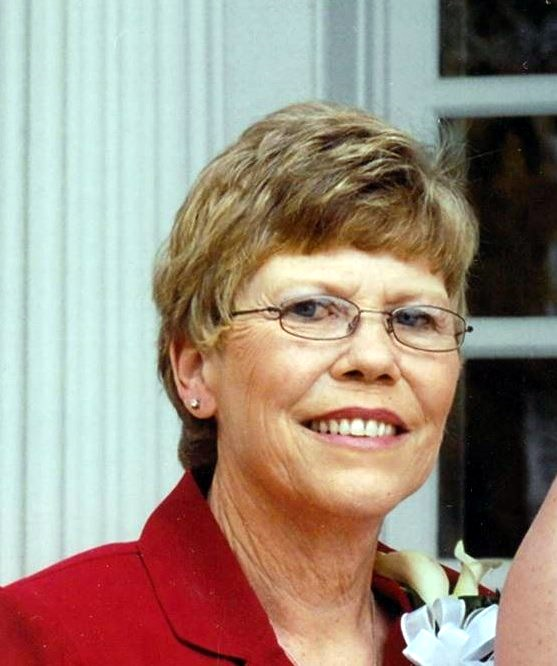 Joan Elizabeth  (White) Page