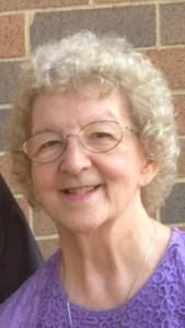 Patricia Ann  Carr