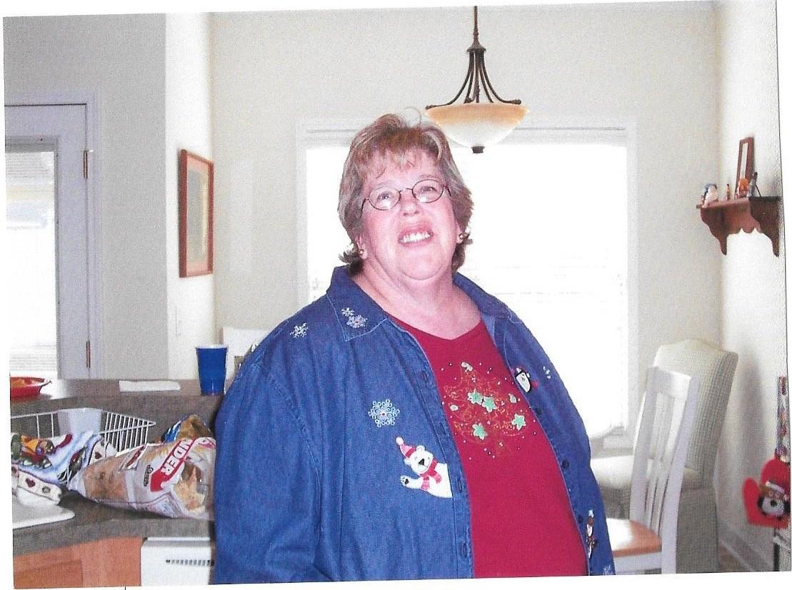 Susan  (McInnis) Robinson