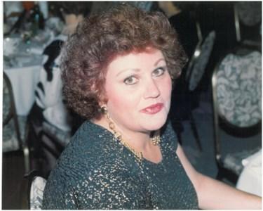 Patricia Frances  Clark